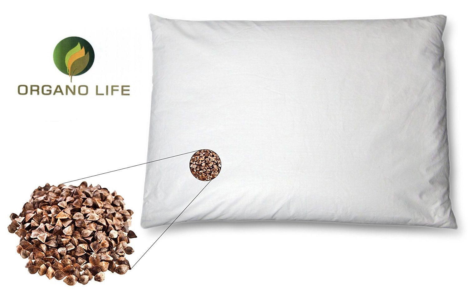 Why buckwheat pillow?
